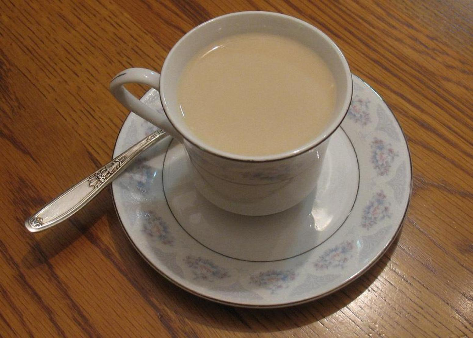 Can Dogs Drink A Little Tea With Milk