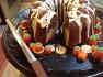 PUMPKIN BROWNIE POUND CAKE W/ BUTTER GLAZE Recipe
