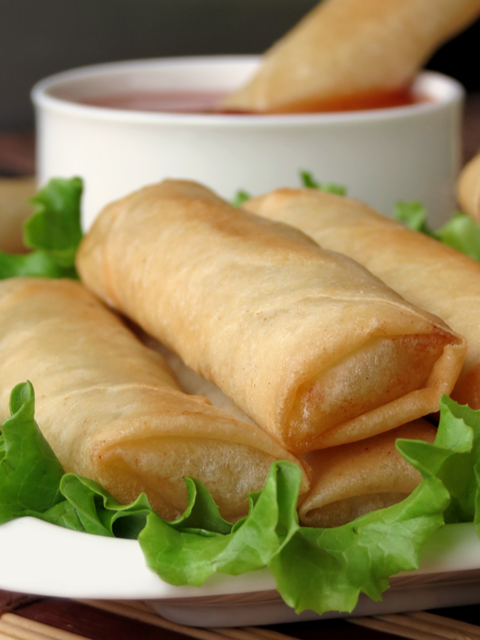 Lumpia (Filipino Spring Rolls) Recipe | Just A Pinch Recipes