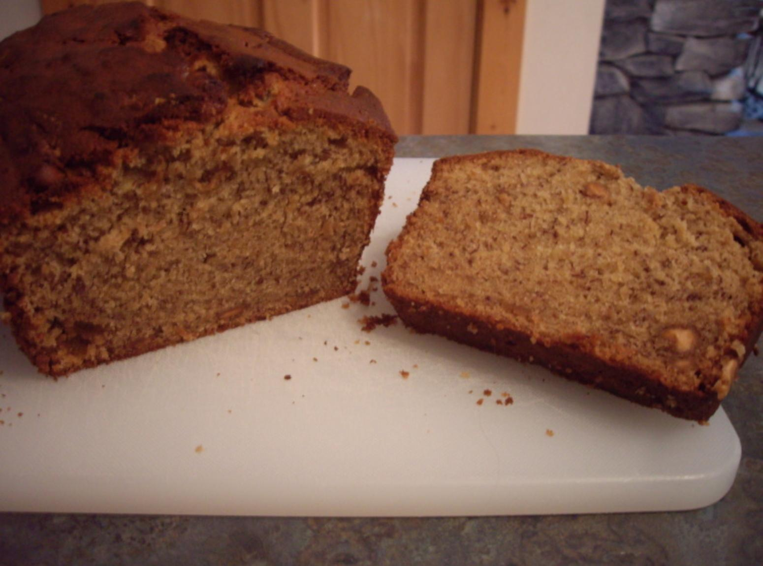 Ciao Bella Peanut Butter Banana Bread Recipe