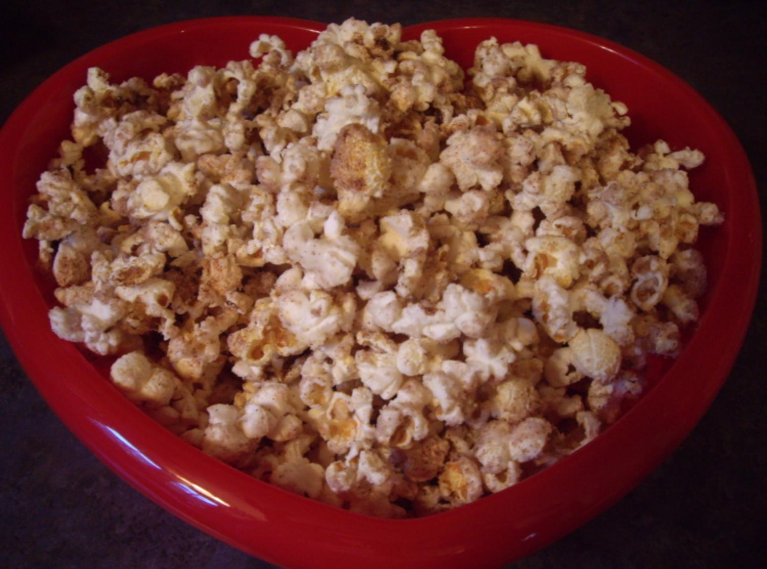 Snickerdoodle Popcorn Recipe