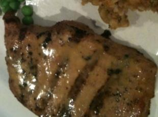 Gayle's Grilled Pork Chops Recipe