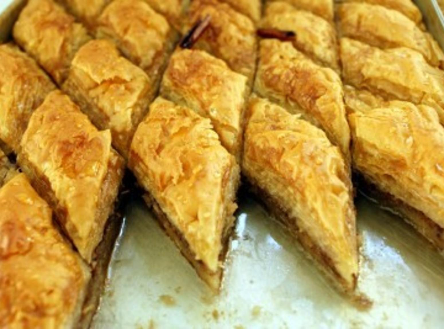 Torrey's Heavenly Baklava Recipe