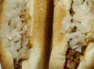 Texas Hot Dogs with My Chili Sauce Recipe
