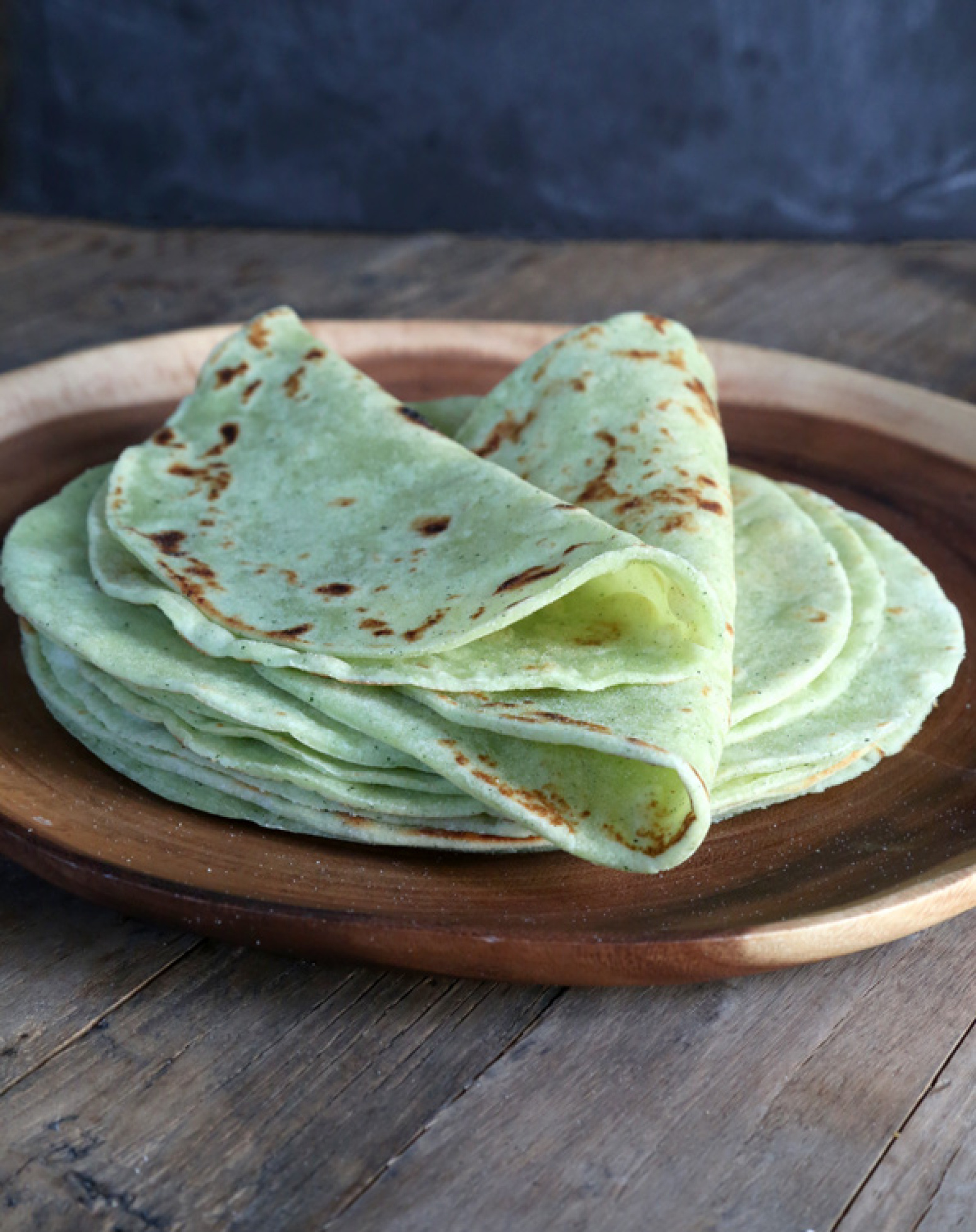 Gluten Free Zucchini Flour Tortillas Recipe | Just A Pinch Recipes