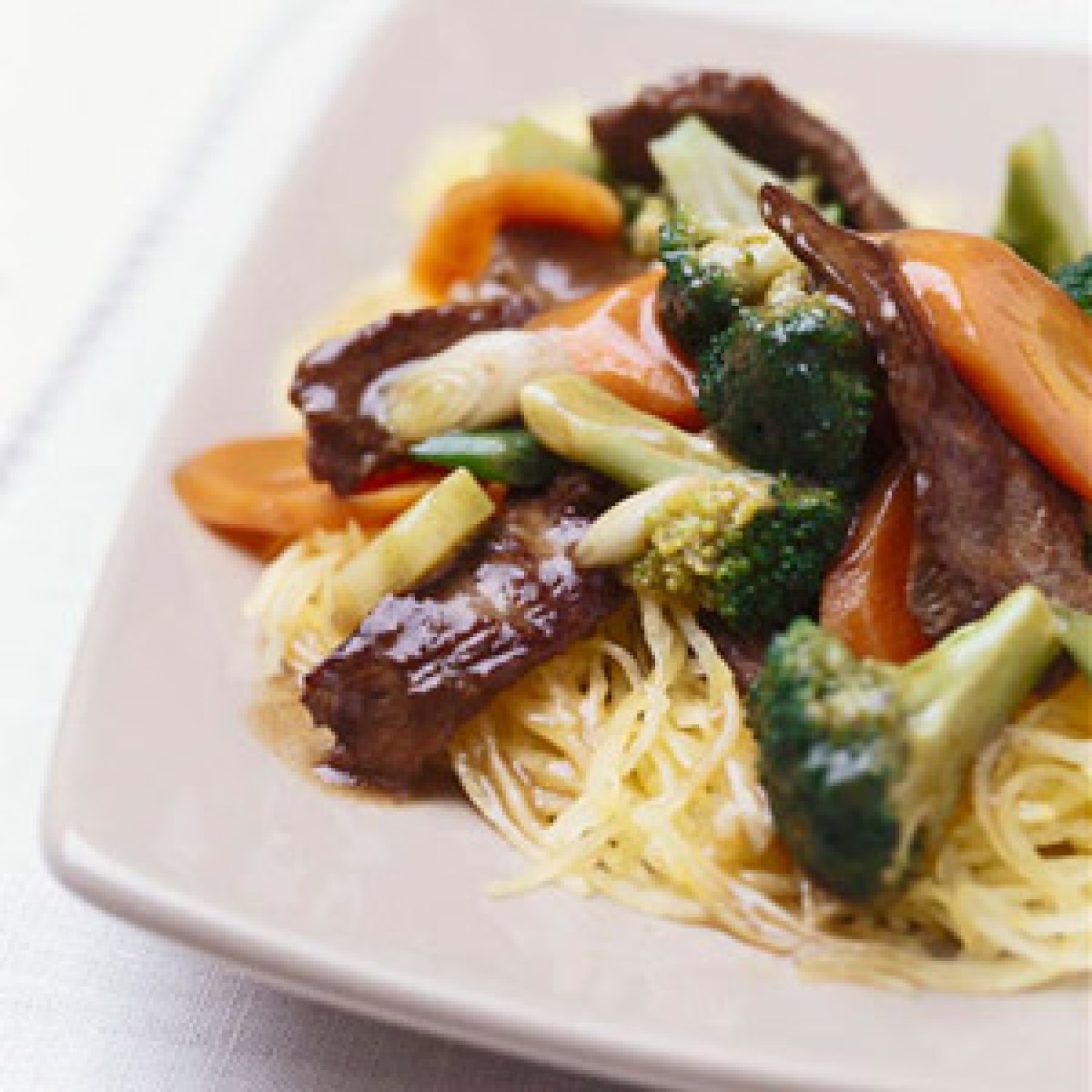 Beef-Broccoli Stir-Fry Recipe 5 | Just A Pinch Recipes