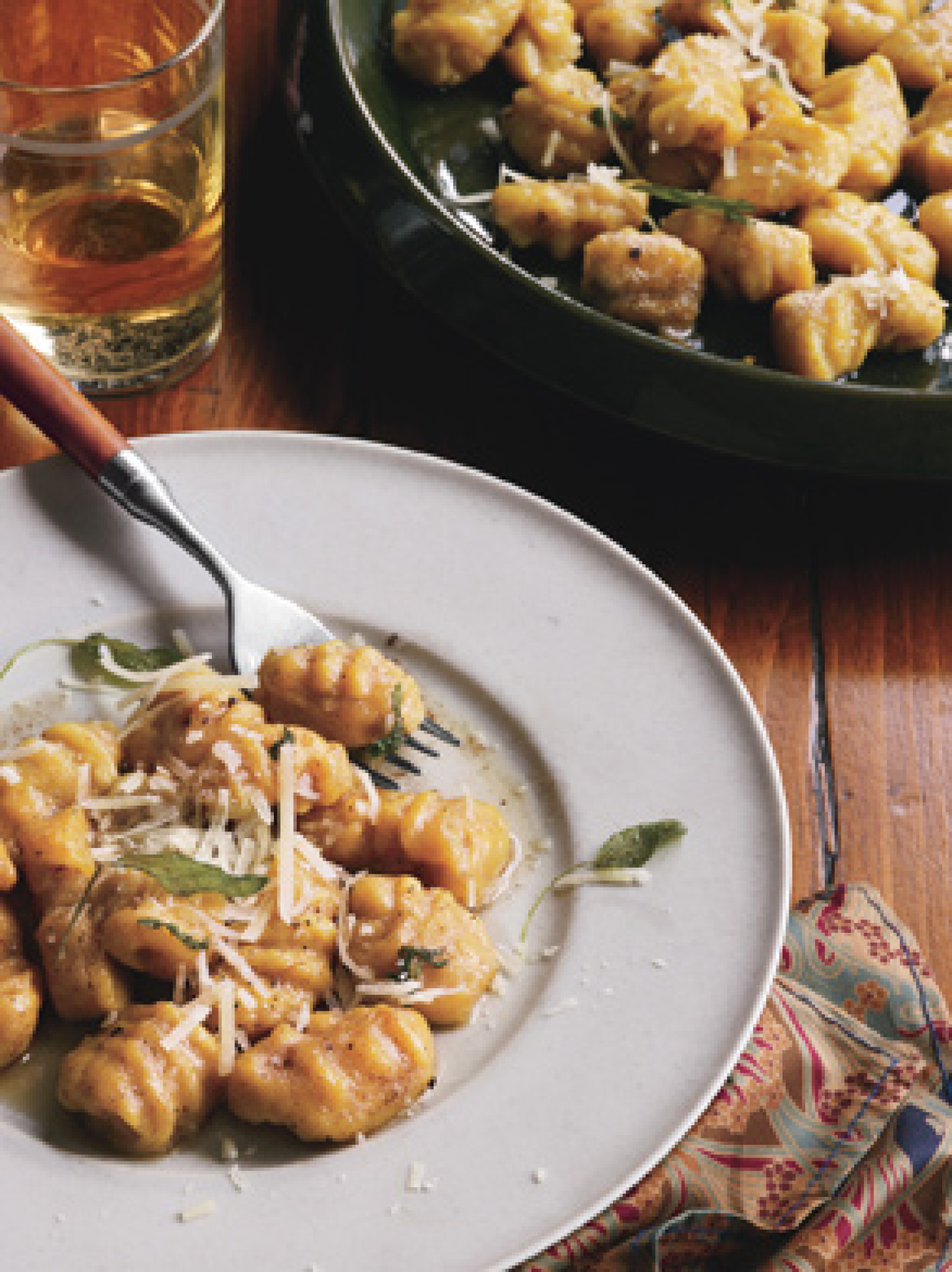 Butternut Squash Gnocchi with Sage Brown Butter Recipe | Epicurious ...