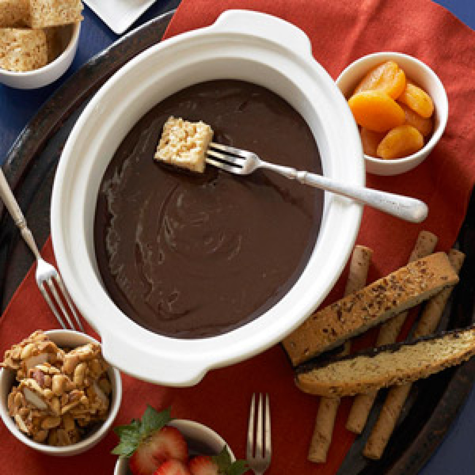 Caramel Fondue Recipe — Dishmaps