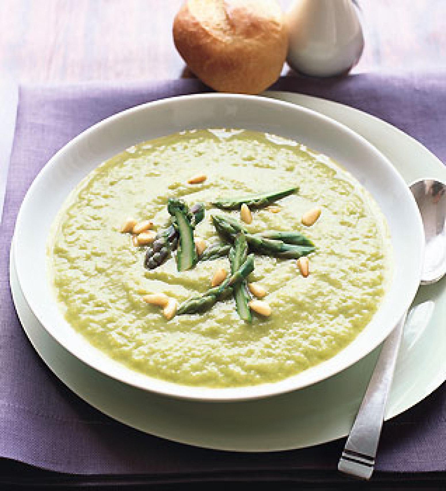 Soup Recipes Asparagus: Creamy Asparagus Soup Recipe