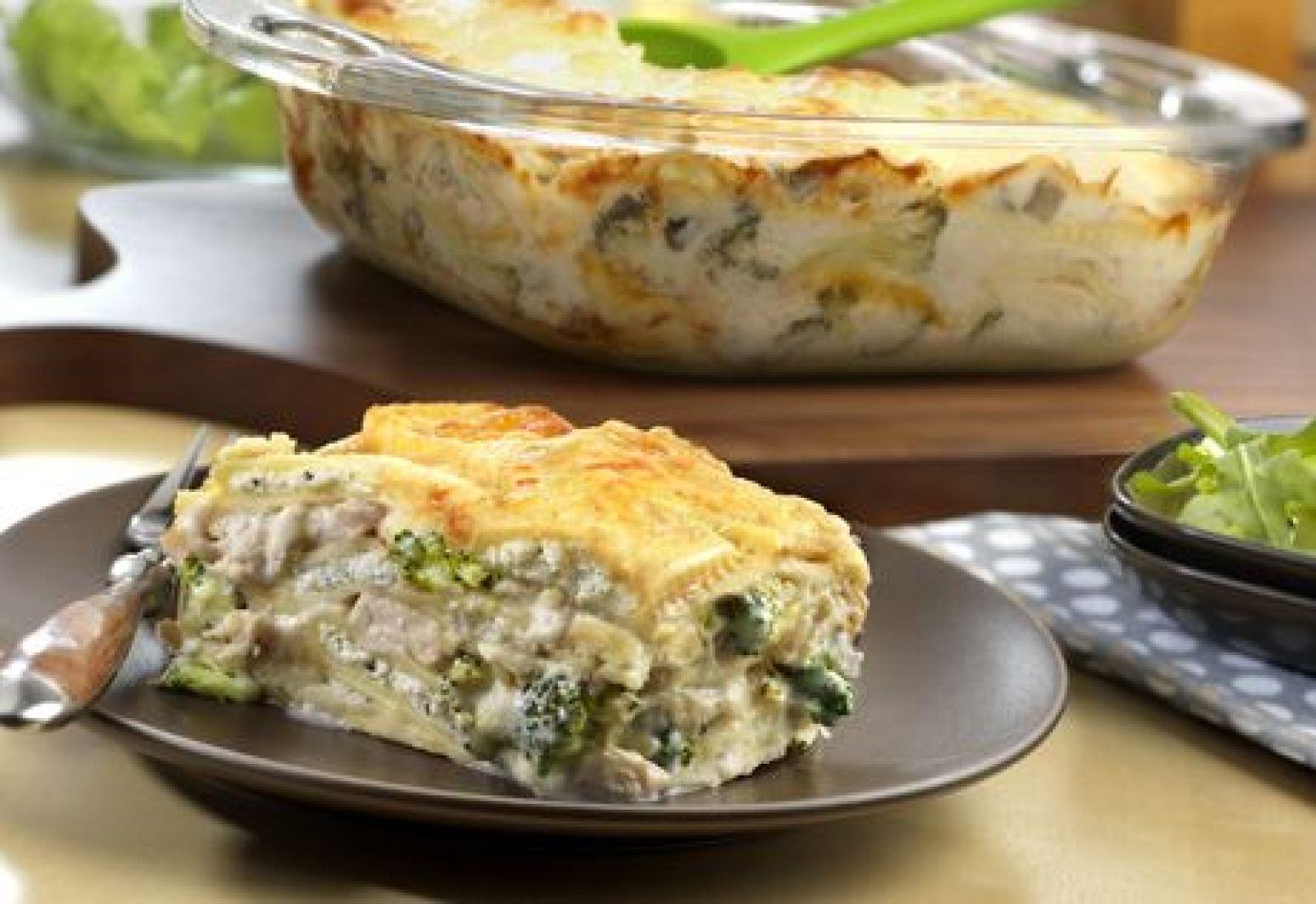 campbell soup lasagna recipe cream mushroom