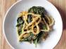 Strozzapreti with Spinach and Preserved Lemon Recipe | Epicurious.com