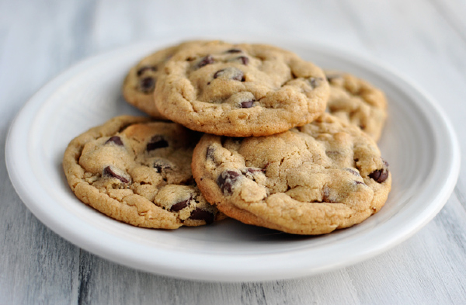 Chocolate Chip Peanut Butter and Oatmeal Cookies Recipe | Just A Pinch ...