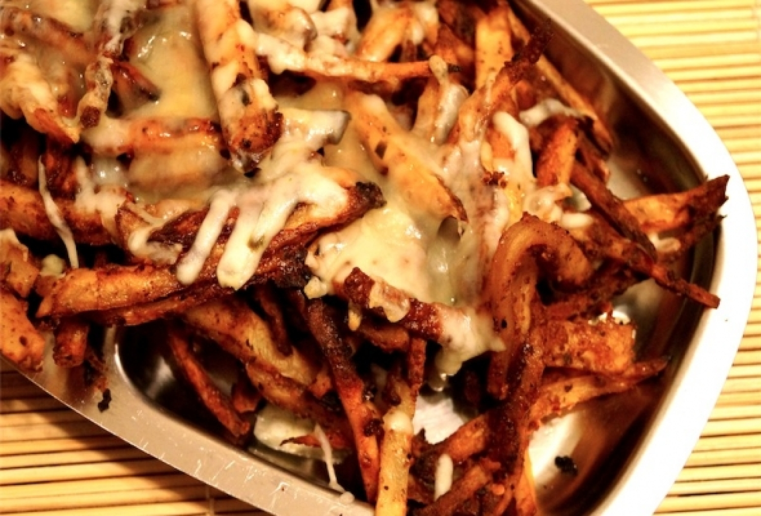 Baked Chili Cheese Fries Recipe 2 | Just A Pinch Recipes