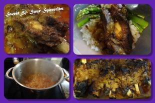 Sweet and Sour Spareribs Recipe