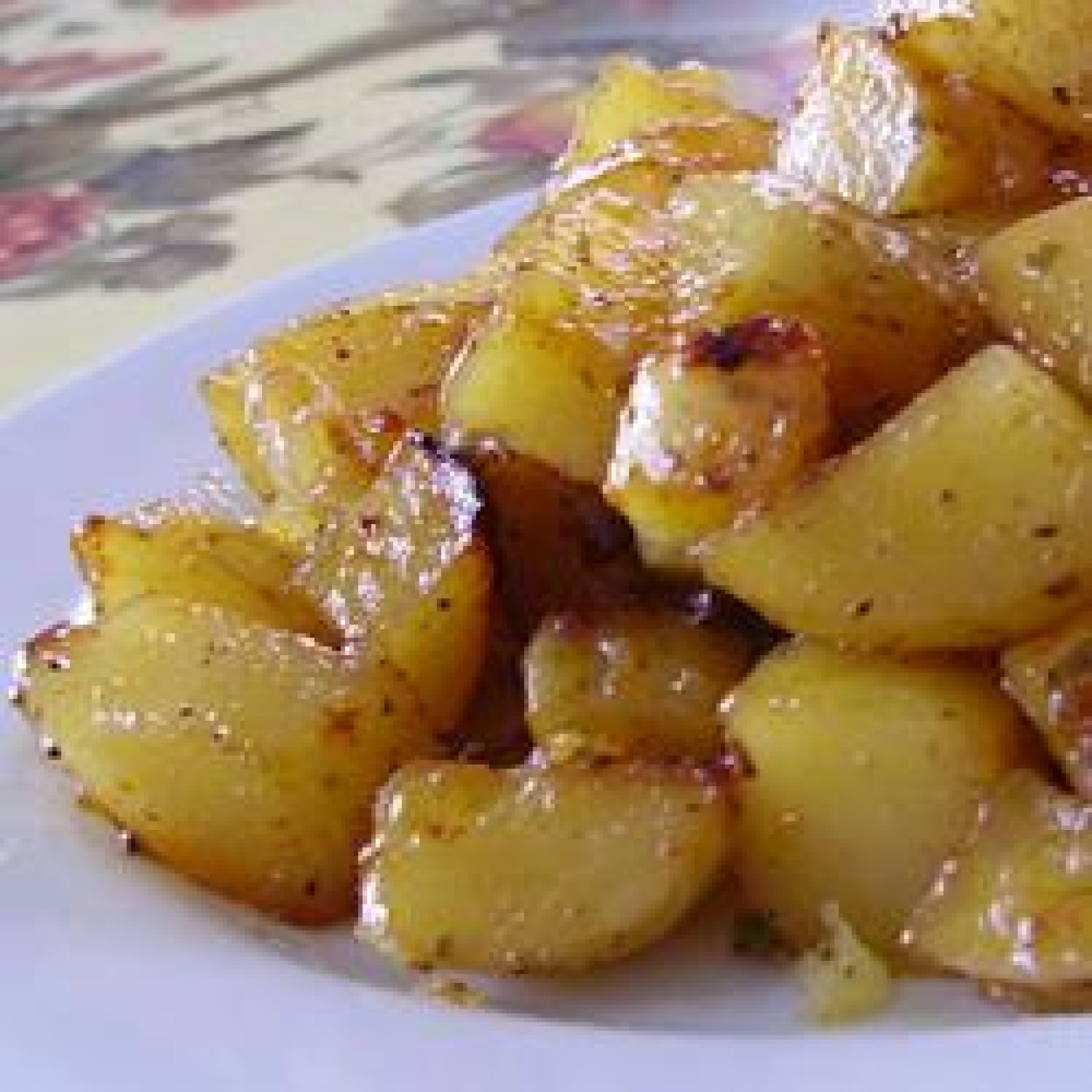 Honey Roasted Red Potatoes Recipe 2 | Just A Pinch Recipes