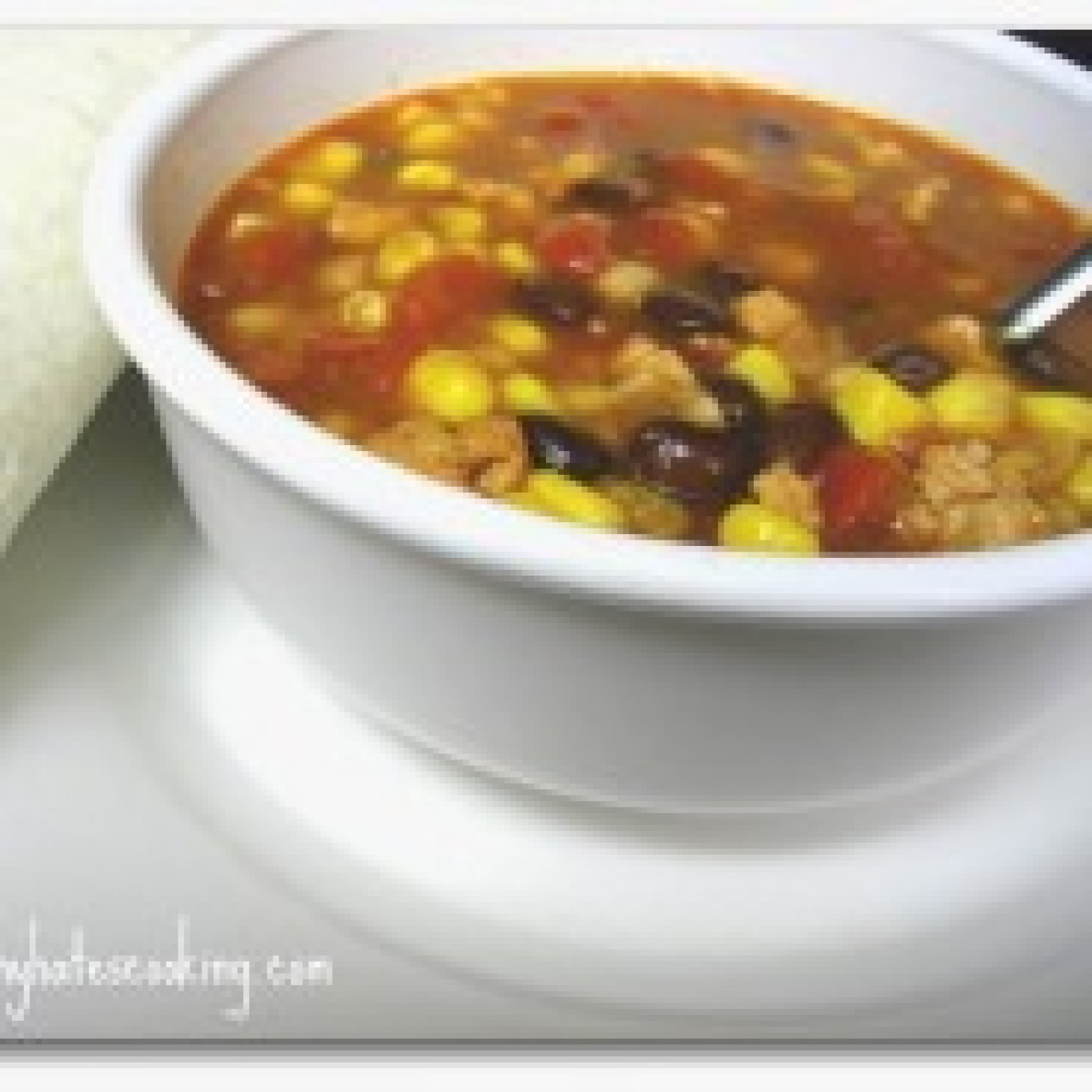 Slow Cooker Chicken Taco Soup Recipe 3 | Just A Pinch Recipes
