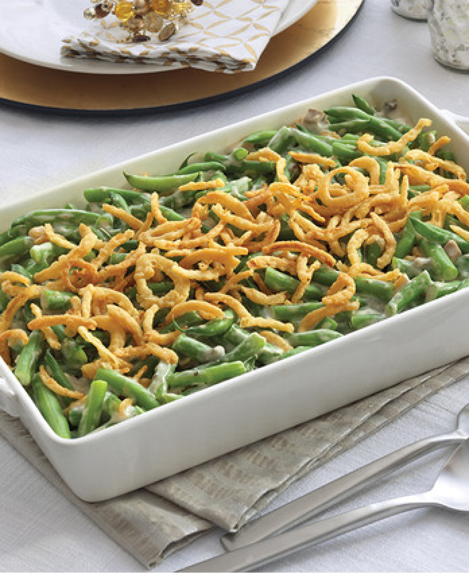 Classic Green Bean Casserole Recipe 9