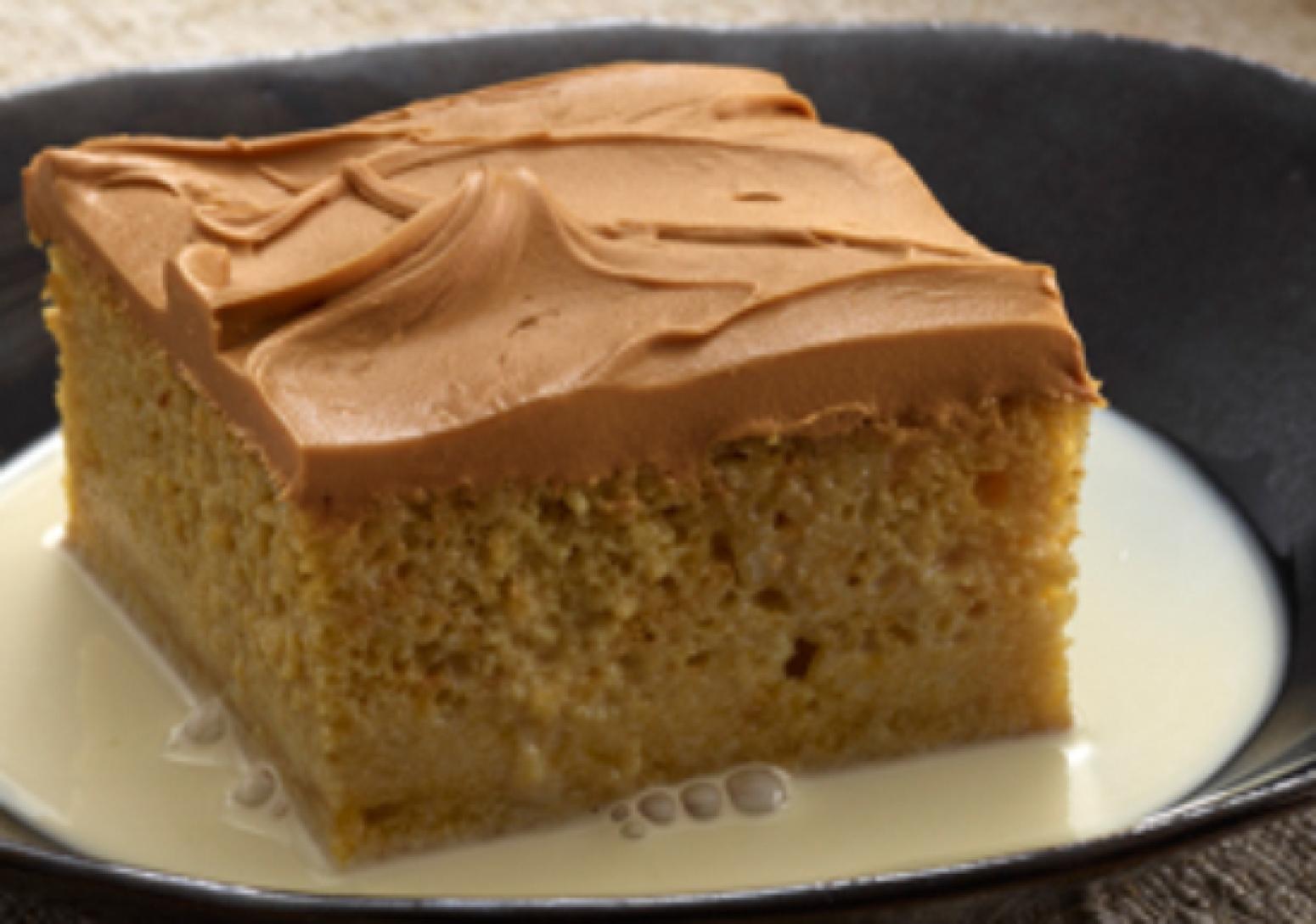 Dulce de Leche Cake Recipe 3 | Just A Pinch Recipes