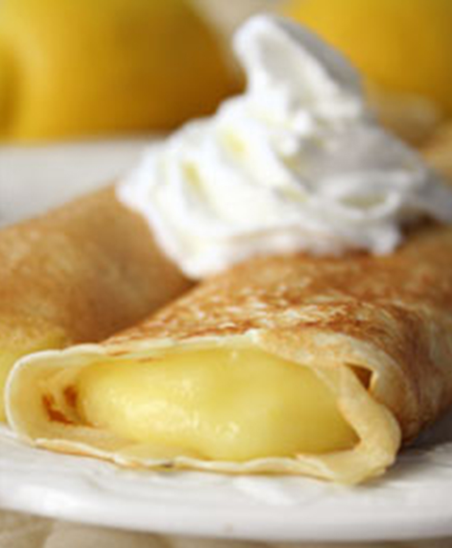 Lemon Crepes Recipe 4