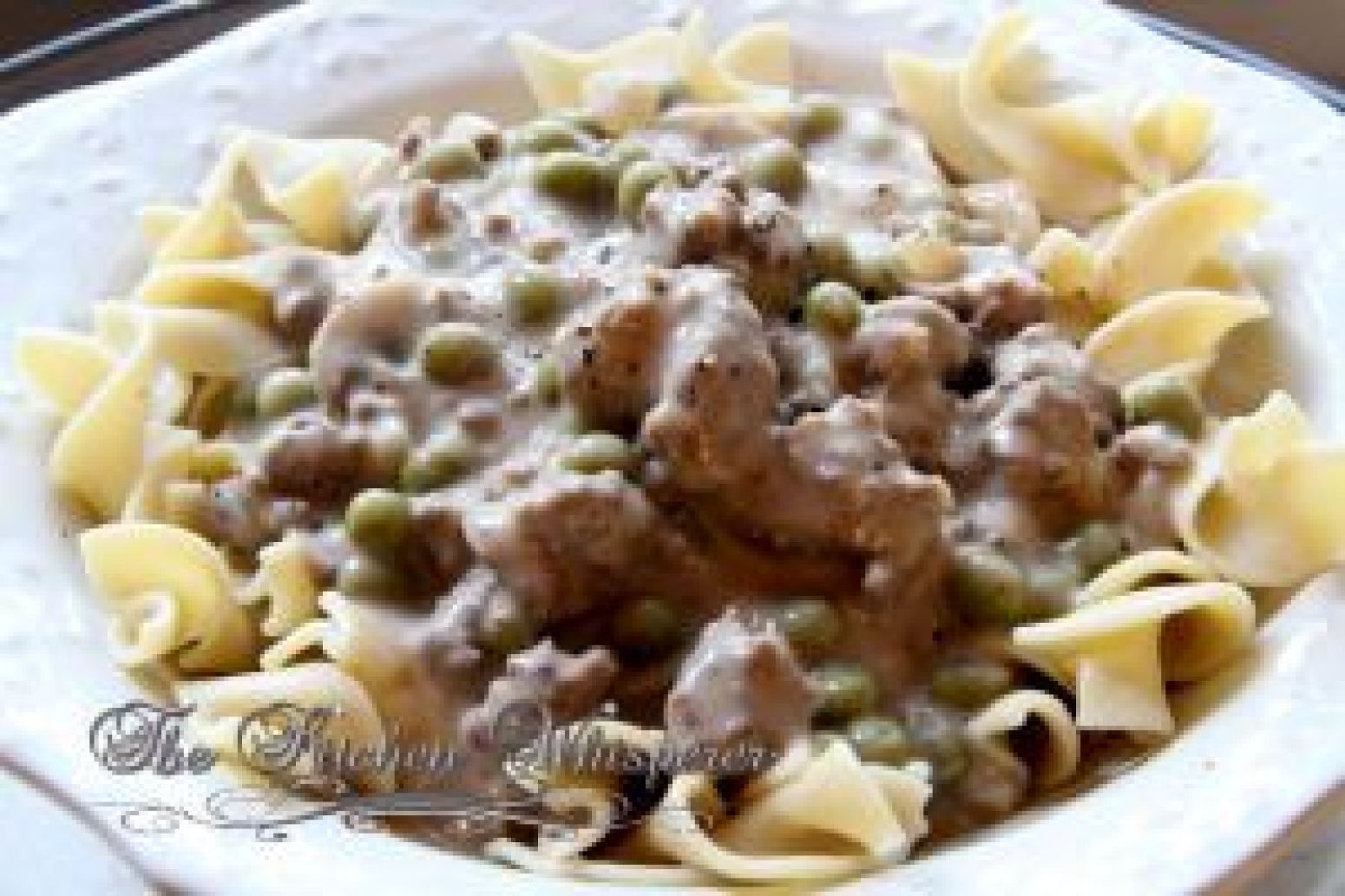 Mom's Ground Beef Stroganoff Recipe | Just A Pinch Recipes