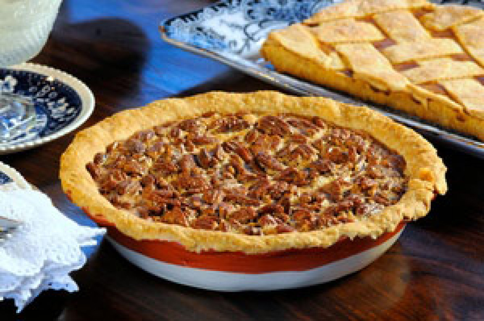 Perfectly Easy Pecan Pie Recipe | Just A Pinch Recipes