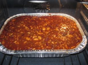 Four Bean Baked Beans With Ground Beef by Rose