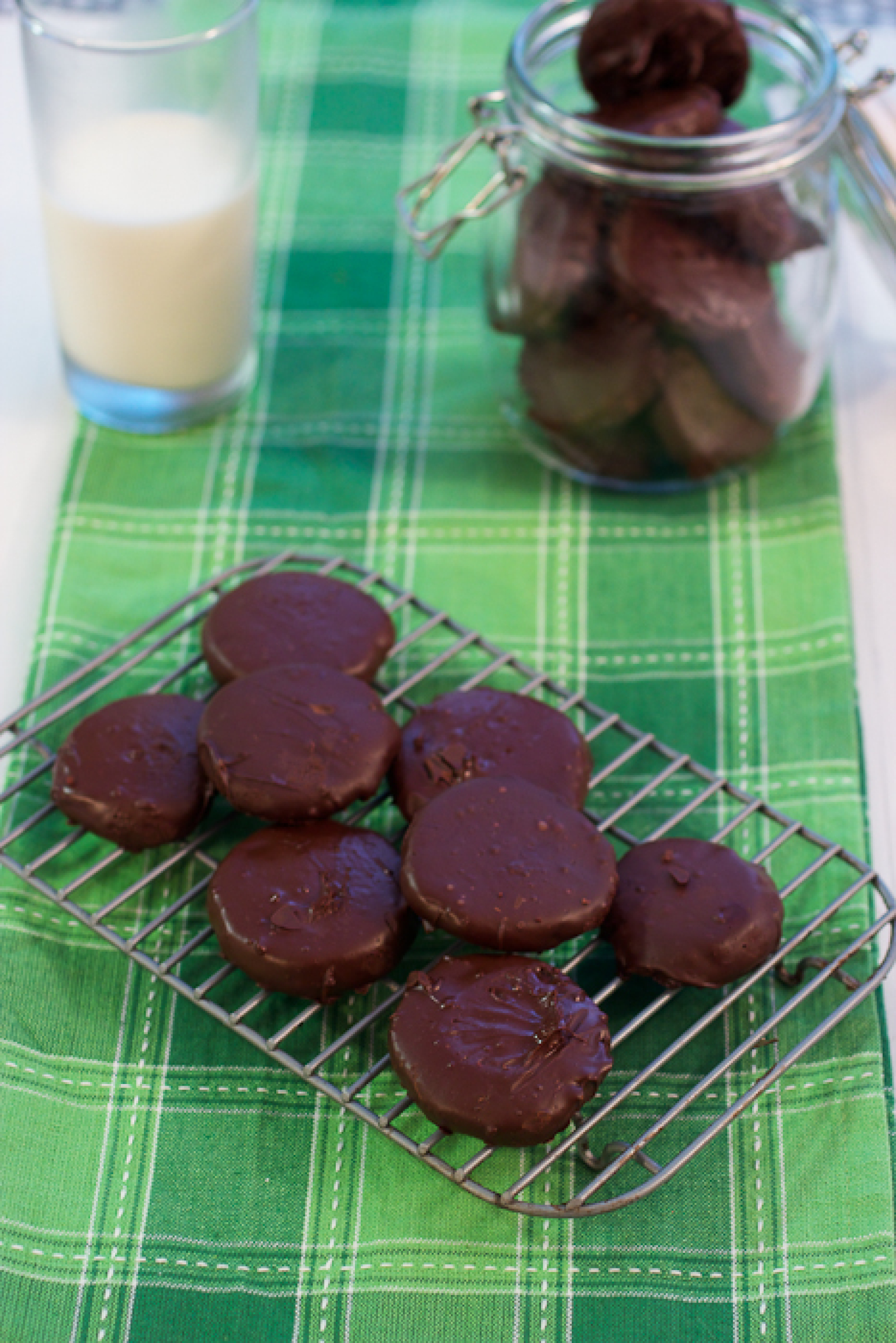 Homemade Thin Mints #cookieweek Recipe | Just A Pinch Recipes