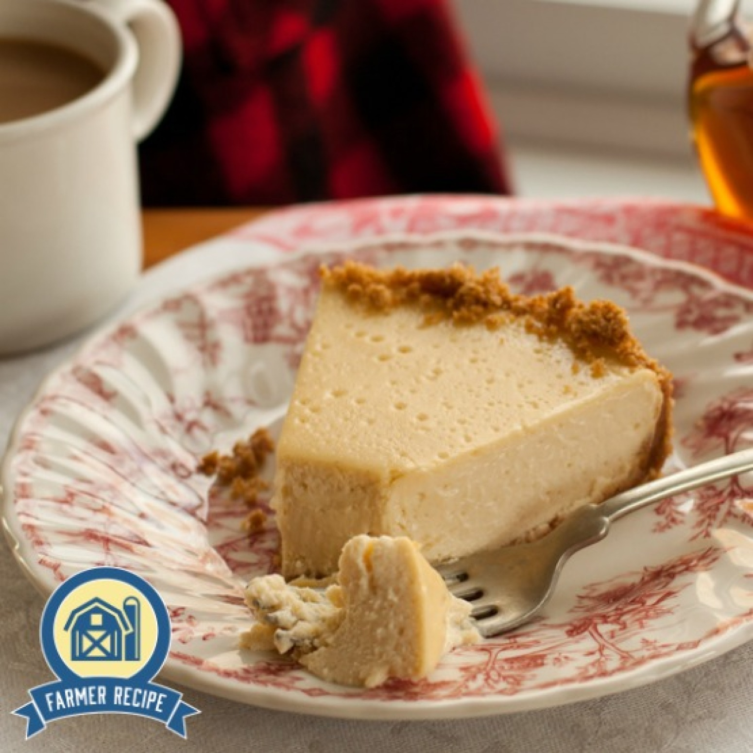 Maple Cheesecake Recipe | Just A Pinch Recipes