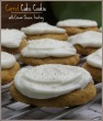 Soft Carrot Cake Cookie Recipe