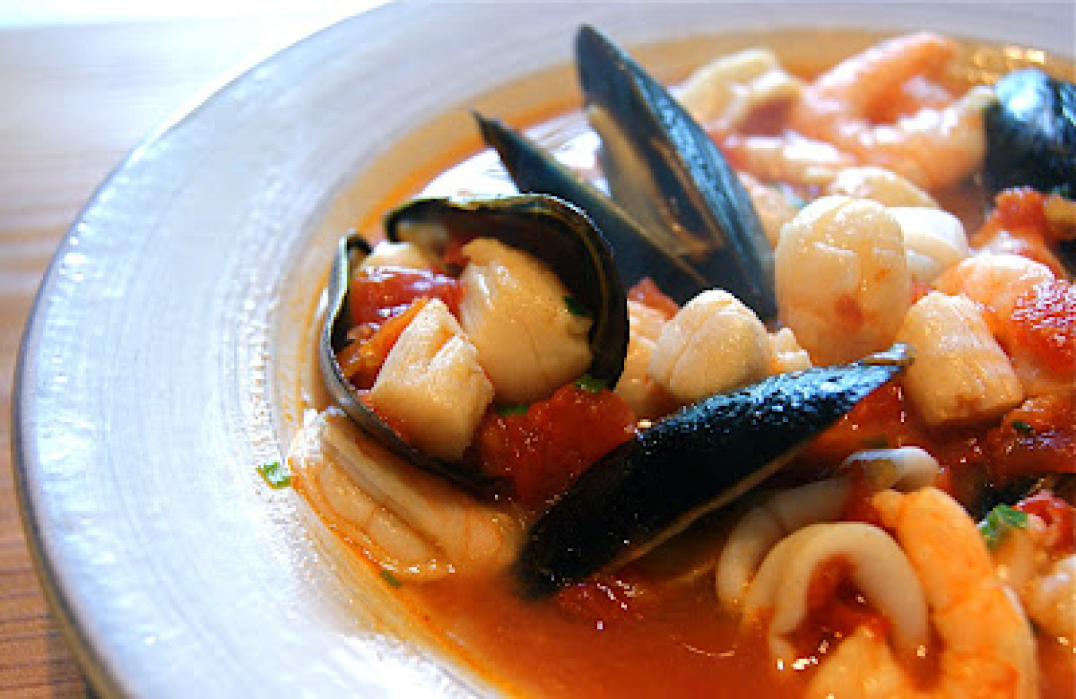 Simple seafood stew recipe just a pinch recipes for Recipe for seafood stew