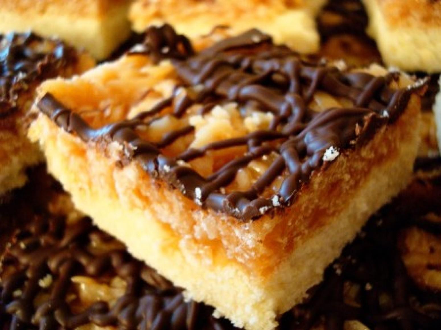 Samoas Bars Recipe 5   Just A Pinch Recipes