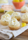 {Lightened-up} Lemon Curd Mousse Sugar Cookie Cups Recipe