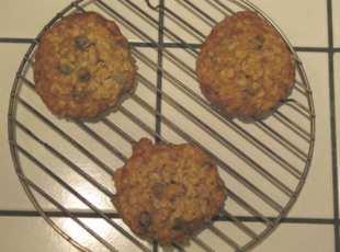 N.M. Cookies. Recipe