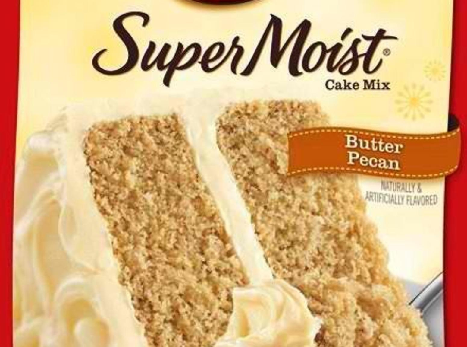 Boxed Cake Mix Ratings