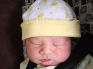 Malik....our new grandson born September 3,Recipe 2011