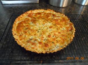 Rustic Tomato Tart Recipe
