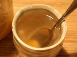 Honey Ginger Tea Gift in a jar Recipe