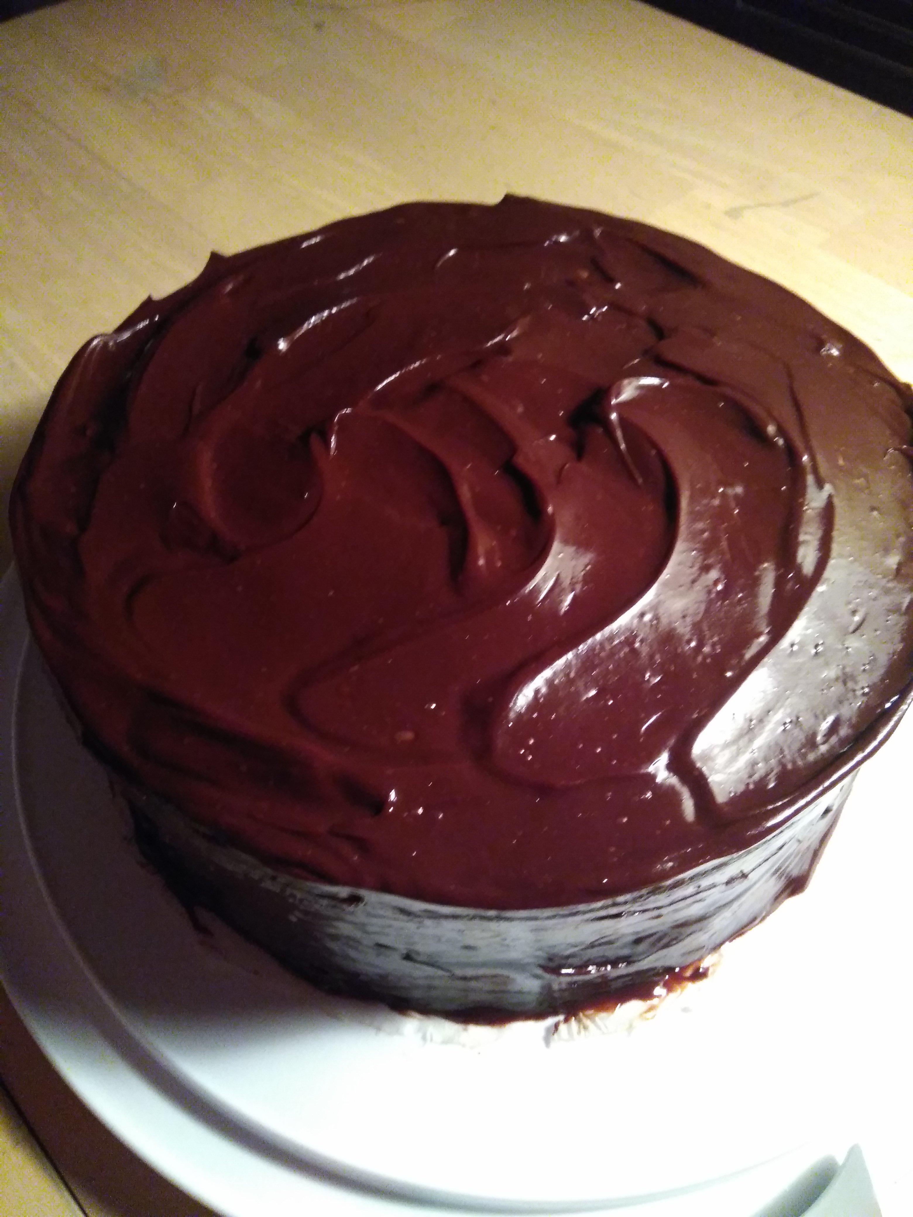The Best Chocolate Cake Ever! Recipe