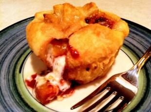 Strawberry Peach Easy Pies Recipe
