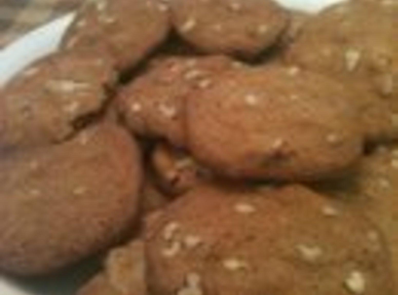 Grandma's Pecan Cookies Recipe