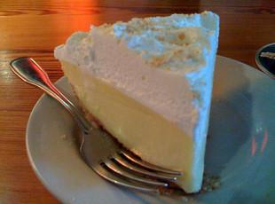 Lemon Icebox Pie Recipe