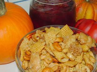 Honey Roasted Chex Snack Recipe