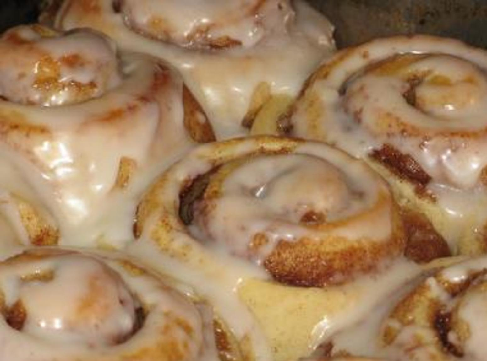 Crazy Good Cinnamon Rolls/Dinner Rolls Recipe