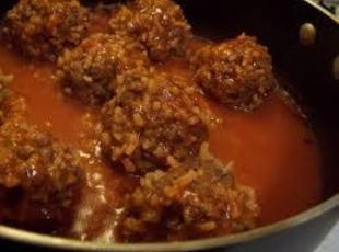 Easy Ugly Meatballs Recipe