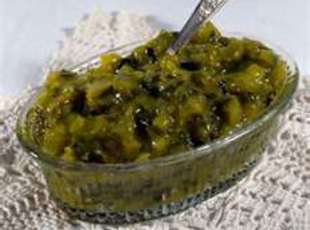My Cucumber Relish canned By Freda Recipe