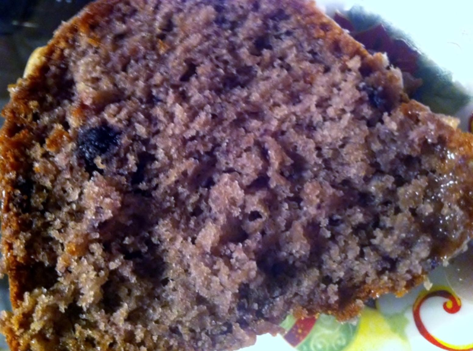 Blueberry Jam Cake or as I call it The Ugly Duckling Cake Recipe