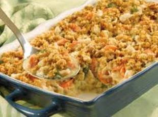 Pat's Chicken Casserole Recipe
