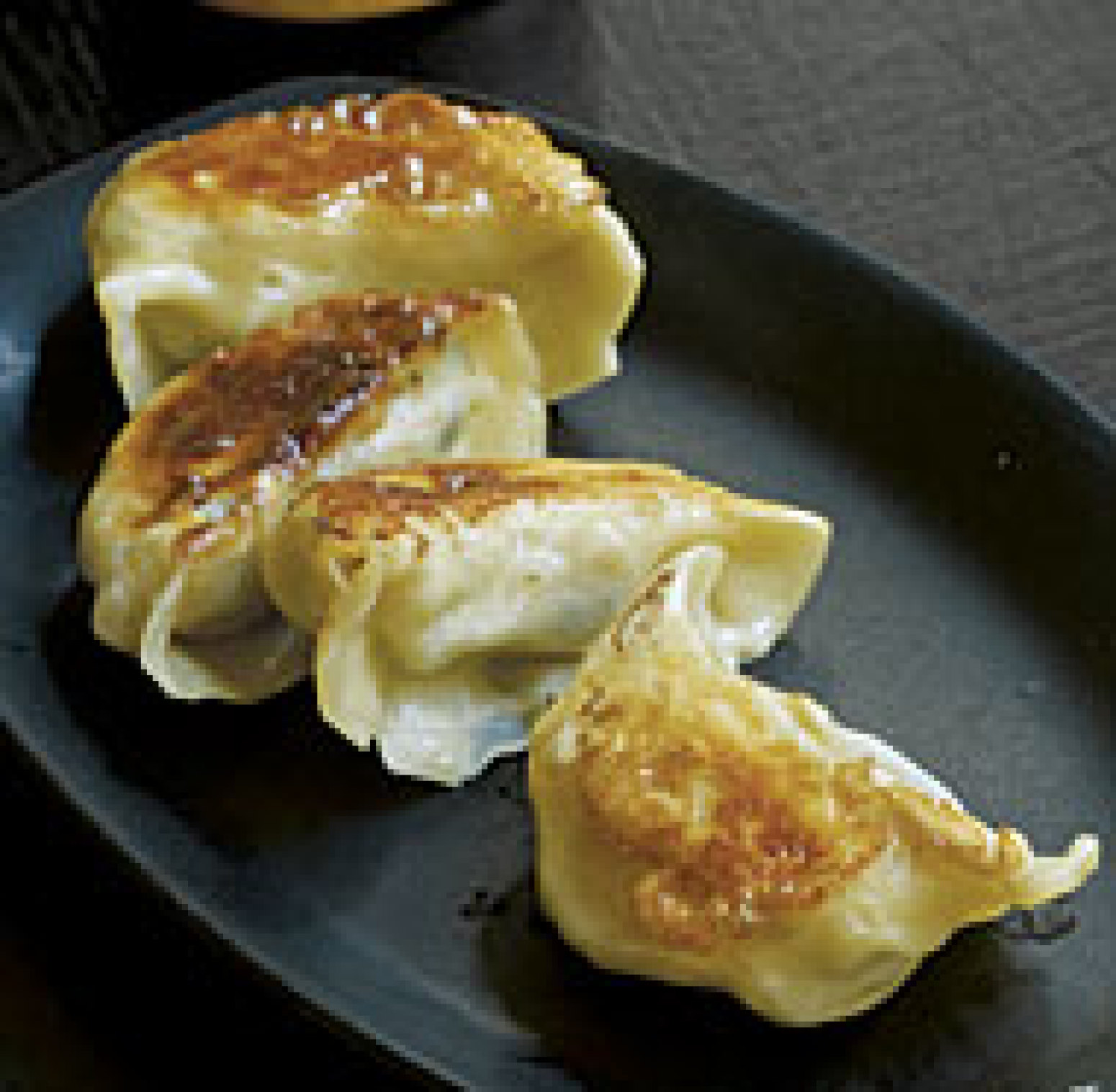 Chinese Duck and Shiitake Dumplings (Jiao Zi) Recipe | Just A Pinch ...