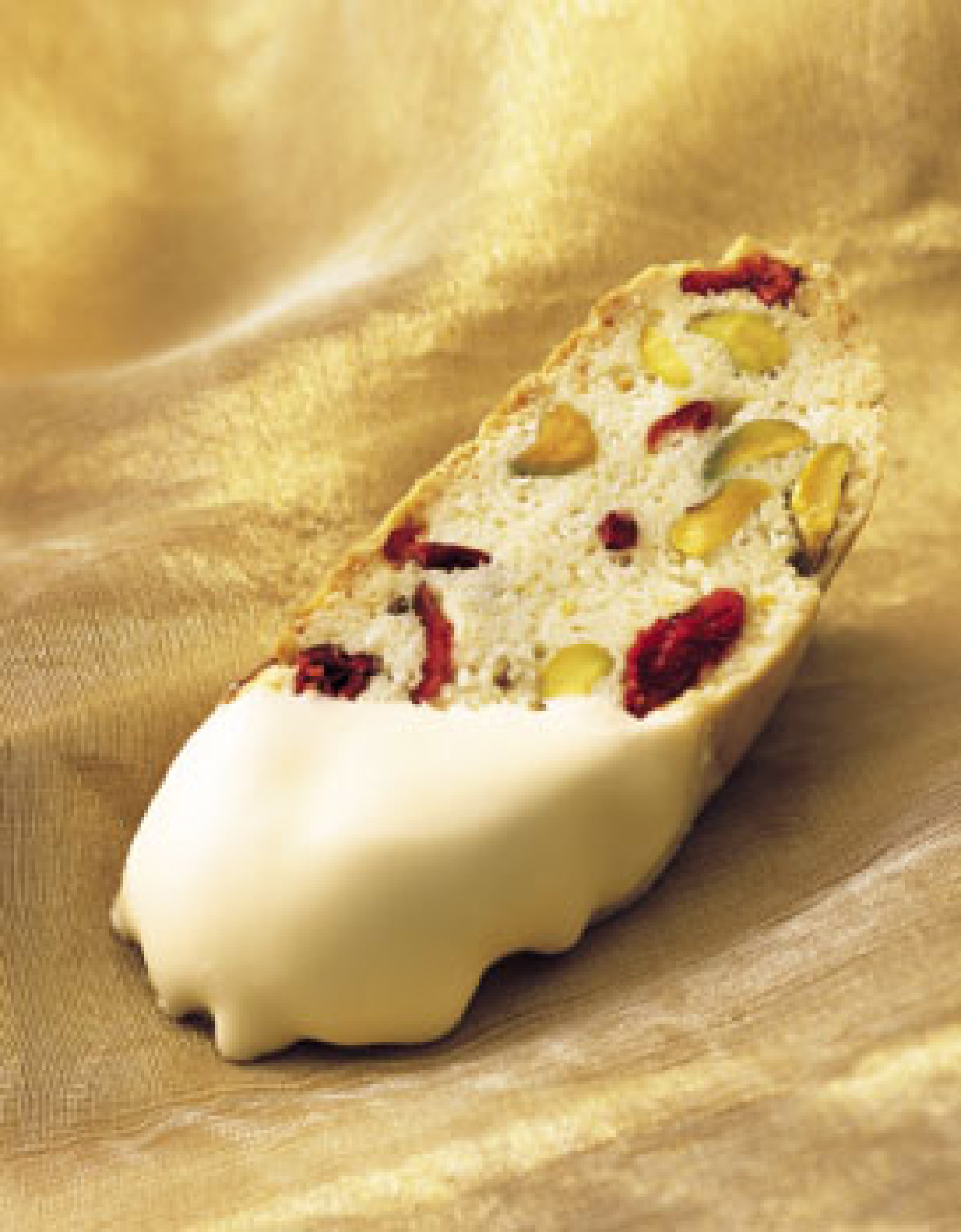 Holiday Biscotti with Cranberries and Pistachios Recipe | Epicurious ...