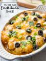 Tater Tot Enchilada Bake Recipe